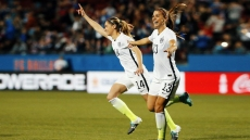 USWNT Lawsuit Settled in Part Though Appeal Over Pay StillLooms