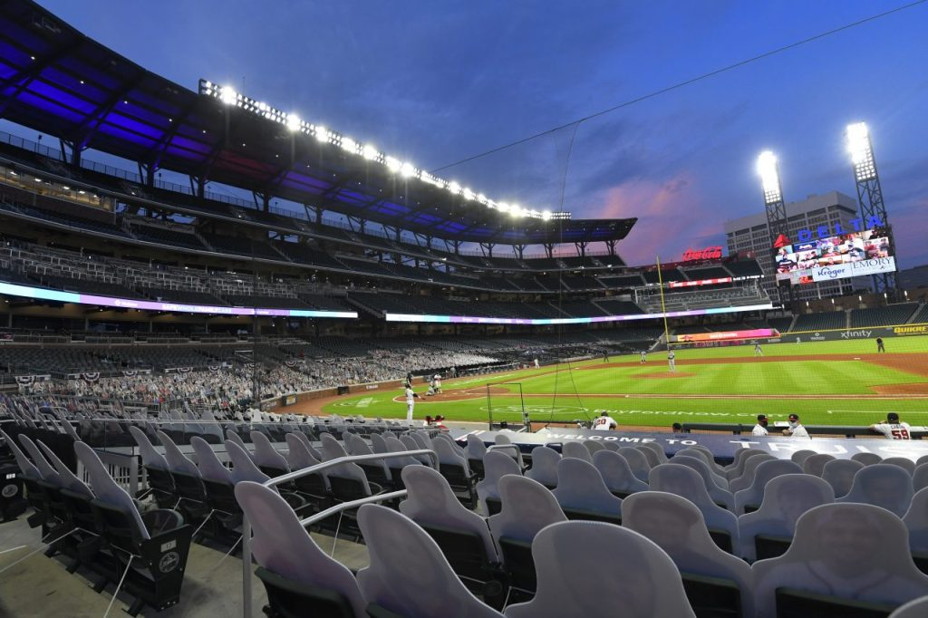 MLB Pulls All-Star Game From Atlanta in Response to Georgia Voting Law
