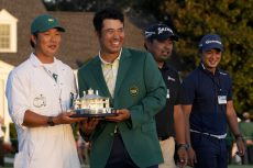 Green Jacket for Matsuyama to Be Paired With $2 Million TaxablePurse