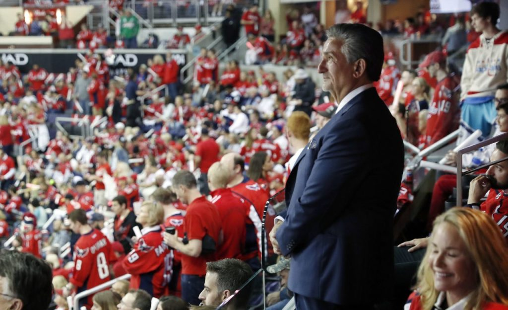 Sports as a Service: How Ted Leonsis Has Built a Monumental Empire in D.C.