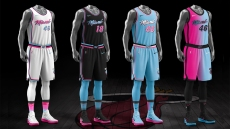 Miami Vice and Basquiat Ball: Heat, Nets Lead NBA Alternate Jersey Rush
