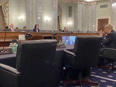 McCann: What It Was Like to Testify Before the Senate onNIL