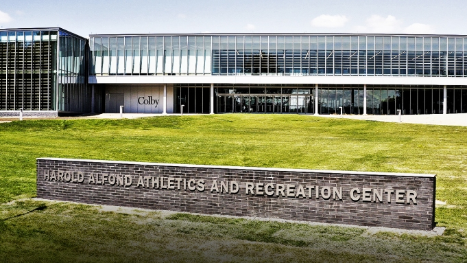 Colby Athletics Facility $200 million Mules