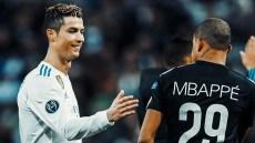 Cristiano Ronaldo vs. Kylian Mbappé: By theNumbers