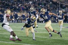 Four Notre Dame Football Players Launch Podcast With ColinCowherd