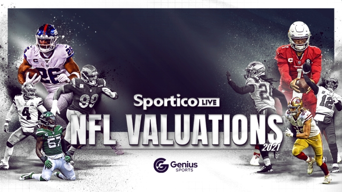 NFL Valuations 2021
