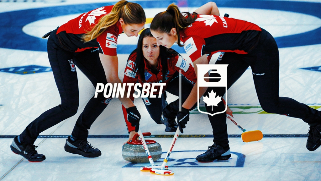 PointsBet, Canada Curling Ink Five-Year Exclusive Sports Betting Deal – Sportico.com